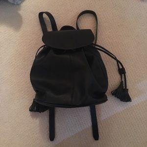 Zara Tassel Backpack